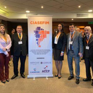 CIASEFIM PARTICIPA DE EVENTO NO CHILE - 4