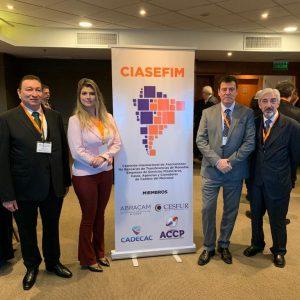 CIASEFIM PARTICIPA DE EVENTO NO CHILE - 5