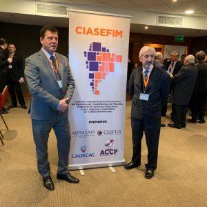 CIASEFIM PARTICIPA DE EVENTO NO CHILE - 6