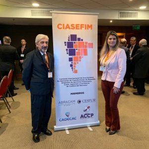 CIASEFIM PARTICIPA DE EVENTO NO CHILE - 8